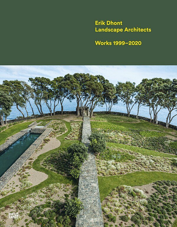 Erik Dhont Landscape Architects. Works 1999-2020. new book in the CG Concept bookstore. For all lovers of garden architecture.