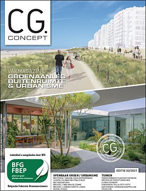 The new CG Concept edition 2 2021 is out now! Discover the magazine here.
